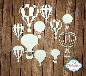 """Коллекция """"Premium"""". Воздушные шары. ― Магазин-производство товаров для рукоделия и скрапбукинга."""