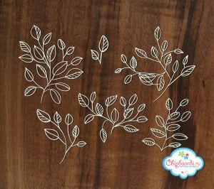 Веточки весенние ― Магазин-производство товаров для рукоделия и скрапбукинга.