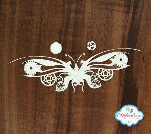 Стимпанк. Бабочка [3] ― Магазин-производство товаров для рукоделия и скрапбукинга.