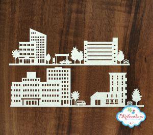 Город [6] ― Магазин-производство товаров для рукоделия и скрапбукинга.
