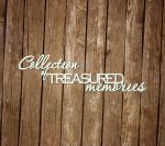 "Надпись ""Collection of treasured memories """
